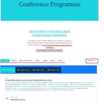 Image for the Tweet beginning: The conference programme is live
