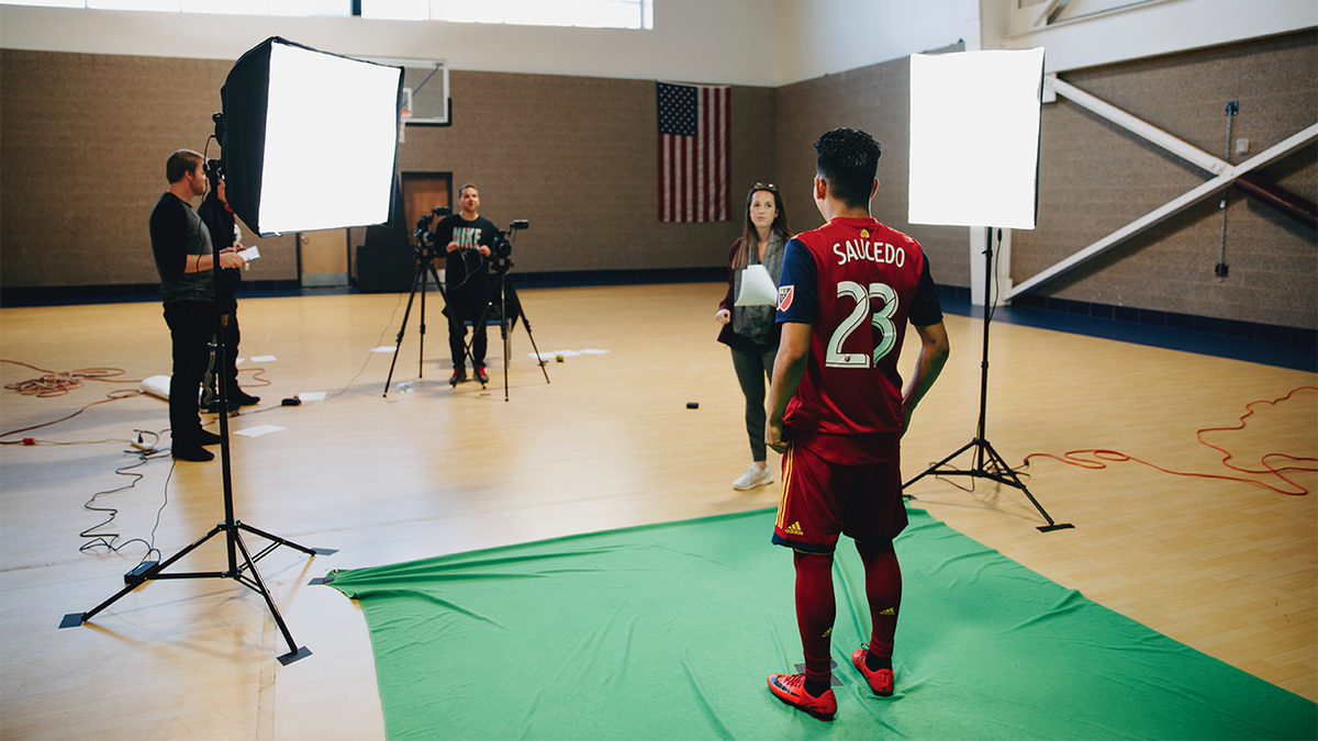 😜📹 Behind the scenes of RSL's Media Day...