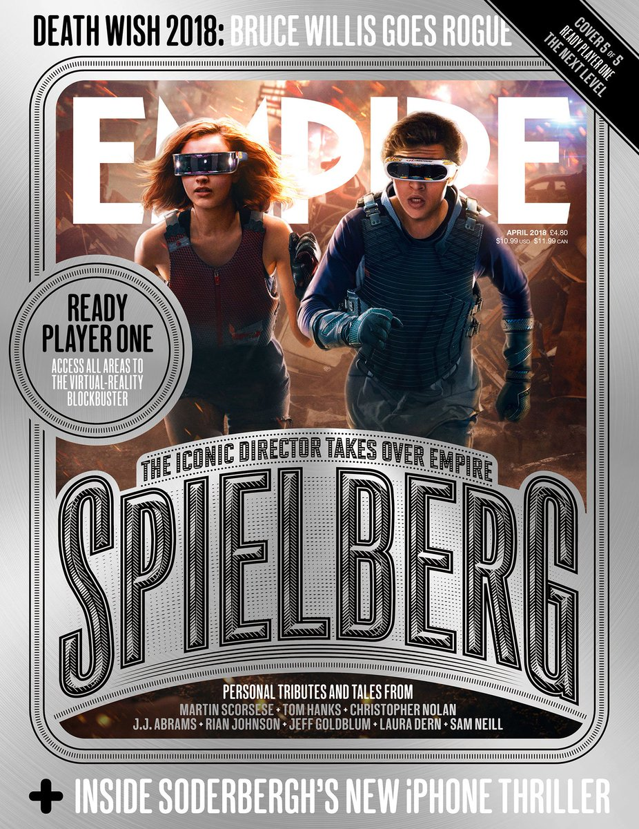 5) Ready Player One - The Next Level #Sp...