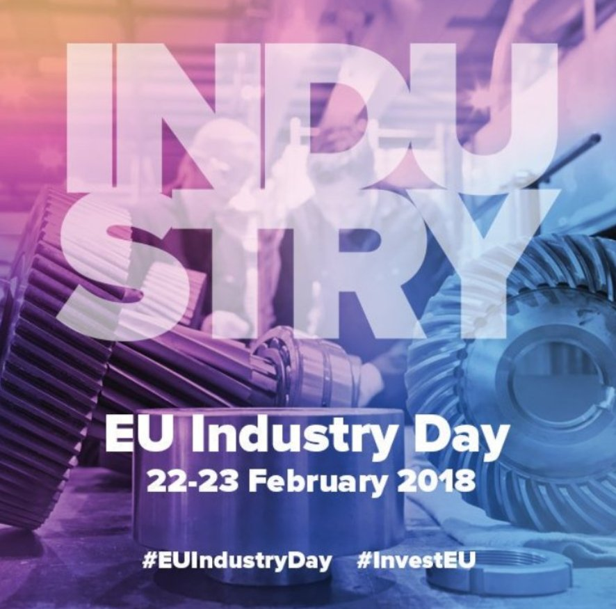 Don't miss #EUIndustryDay. This Tuesday starting 9:40, our CEO @CJenner_JA will join the debate on the #FutureOfWork  #entrepreneurship #education #Youth #Skills #SwitchOnEurope  Follow live here: ▶️https://t.co/XTvc3aUxJ7