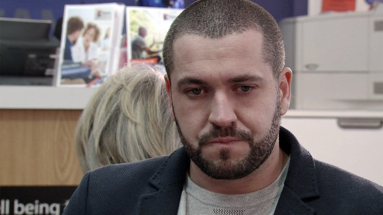 Shayne Ward didn't quit #Corrie but was...