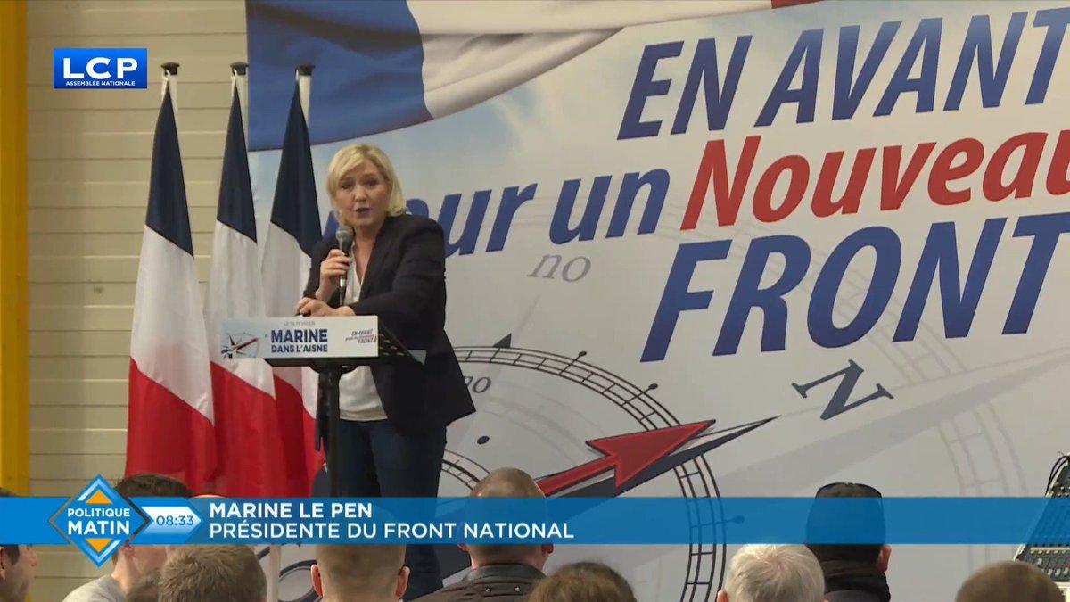 En Picardie, @MLP_officiel essaye de rem...