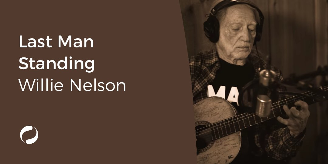 NEW VIDEO: Willie Nelson - Last Man Stan...