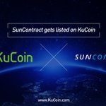 Image for the Tweet beginning: SunContract(SNC) is now available on