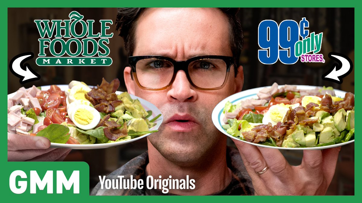 "99 Cent Store Food Recipes rhett & link on twitter: ""today we try and guess which"