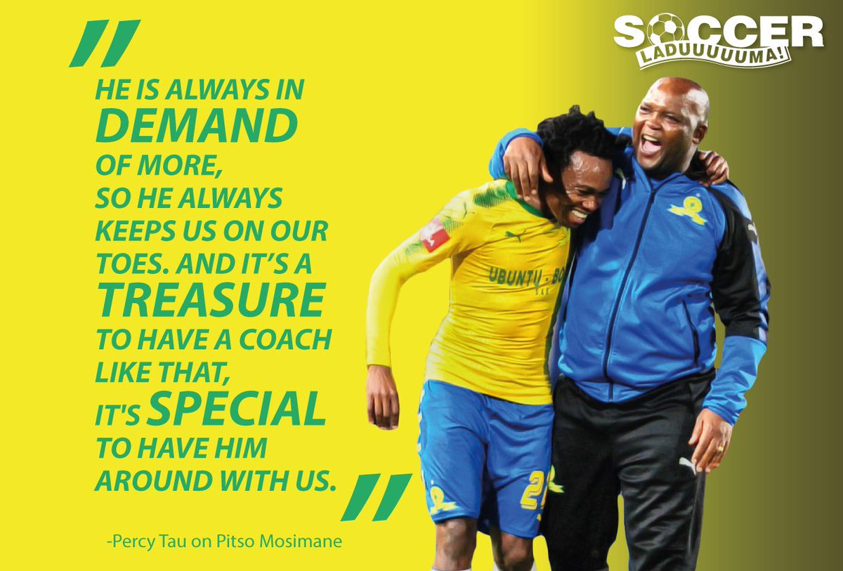 Now we know why Mamelodi Sundowns have b...
