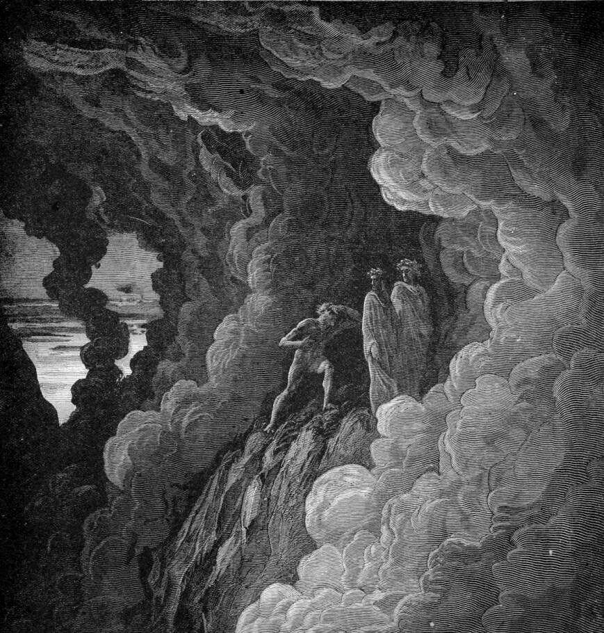Canto XVI 'Agnus Dei' #Dante2018 #Divina...