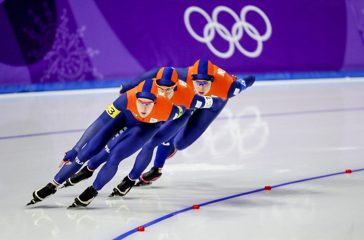 test Twitter Media - De Nederlandse vrouwen gaan dankzij een olympisch record naar de halve finales op de ploegenachtervolging. Woensdag is de Verenigde Staten de tegenstander. https://t.co/La8RKpuqVB https://t.co/mapl76M0MG
