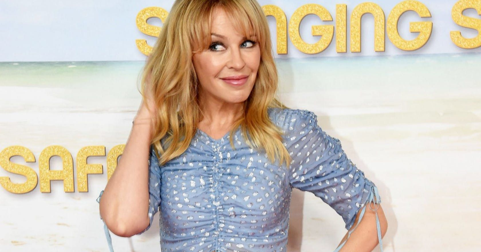 .@KylieMinogue brilliantly explains why she called off her wedding to Joshua Passe https://t.co/tdf1VvU7LK https://t.co/3D4uZVjBTf