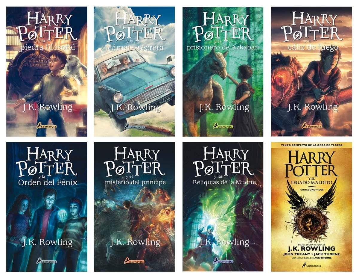 #EuTragoMentiras   - Harry Potter é cois...