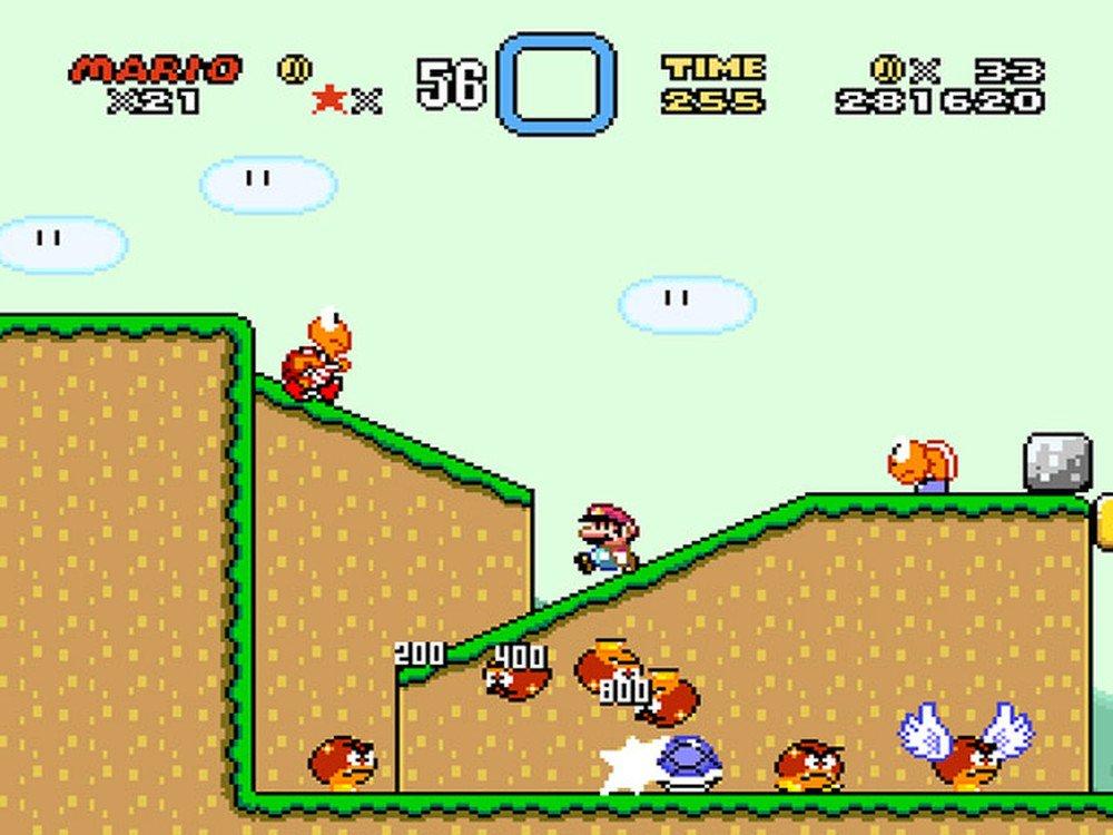 Brasileiro termina 'Super Mario World' em 45,78 segundos e recupera recorde mundial https://t.co/RUO6zHfghK #G1