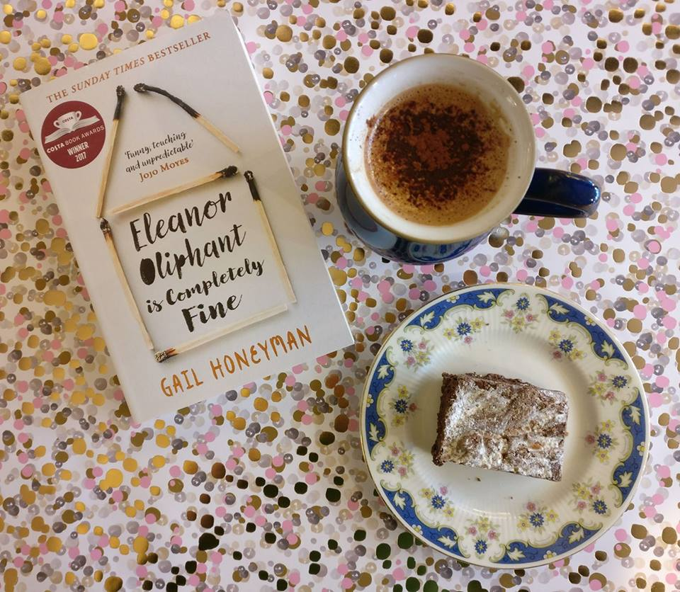 Escape this miserable Monday to Your Favourite Local Bookshop for a hot  chocolate, delicious brownie & fabulous read this winter! Eleanor Oliphant is Completely Fine is completely wonderful and this is why...  eastgrinsteadbookshop.co.uk/single-post/20…
