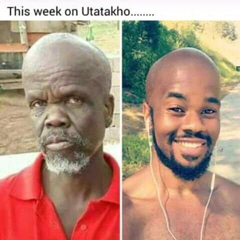 Yena Aya Kwini and his son Watamba Innoc...