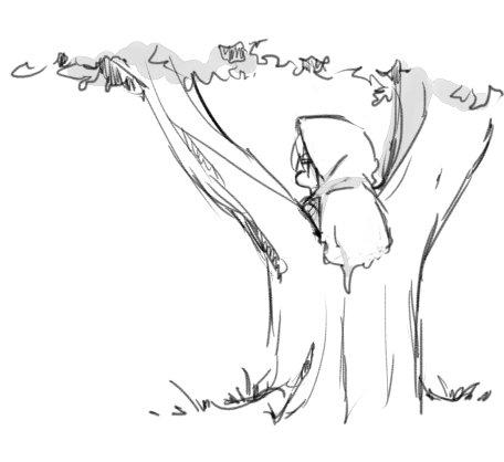 そういえば遅れて花丸見たんだけど、木の上にさり気なく山姥切くんいて笑ったww木の精かな?♡今週も尊い山姥切国広であった。ありがとう花丸・・!