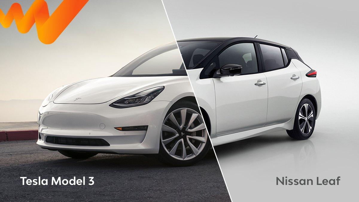 Leaseplan Tesla Model 3
