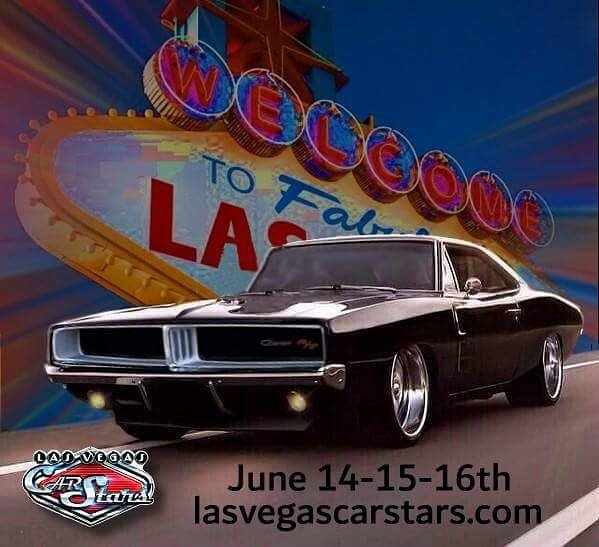 Las Vegas Car Stars 2018, Fremont St June 14-16