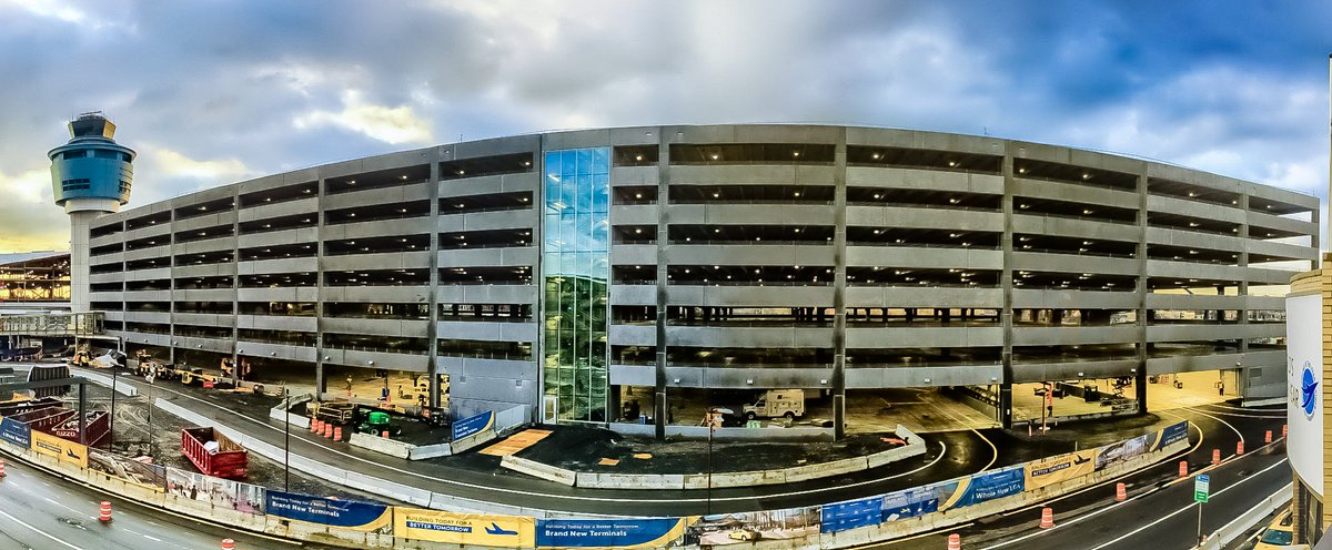 Laguardia Airport Wear A Face Covering On Twitter The Newly Built Terminal B Parking Garage Is Now Open And Space Is Available All Daily Lots Offer A Flat Rate Of 39 Per