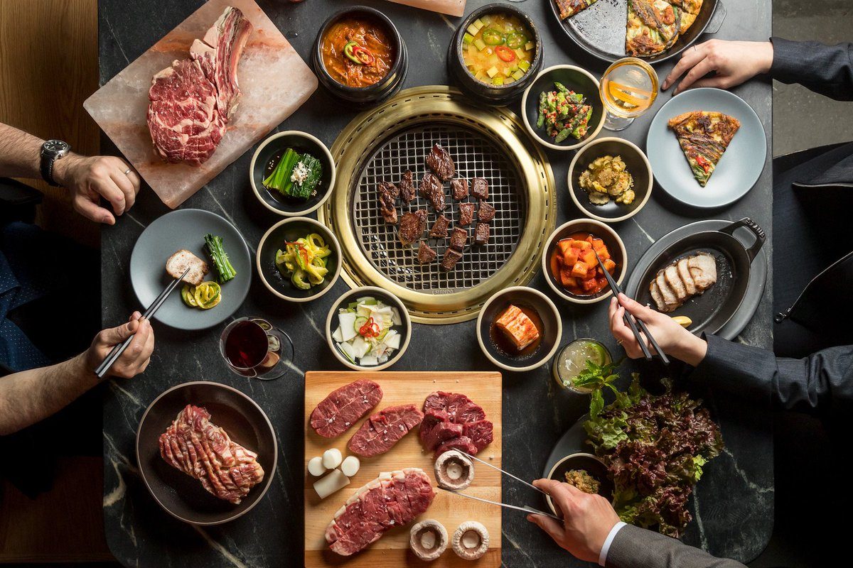 8 Korean culinary staples you need to know: trib.al/P7vNKH6