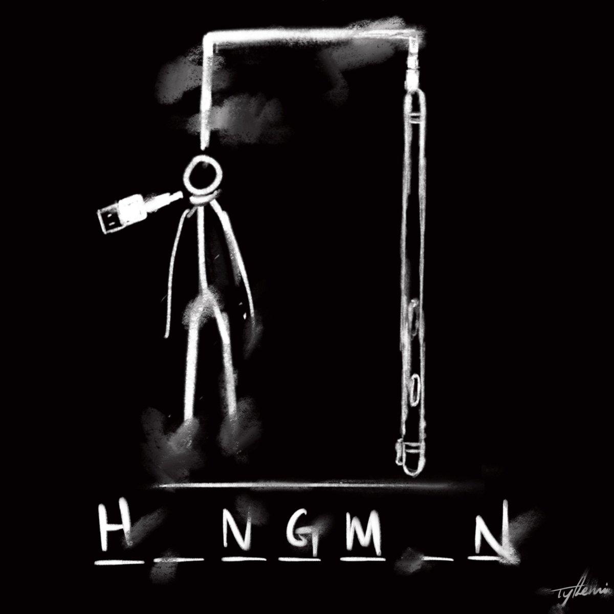 Hangman out tomorrow 8pm....