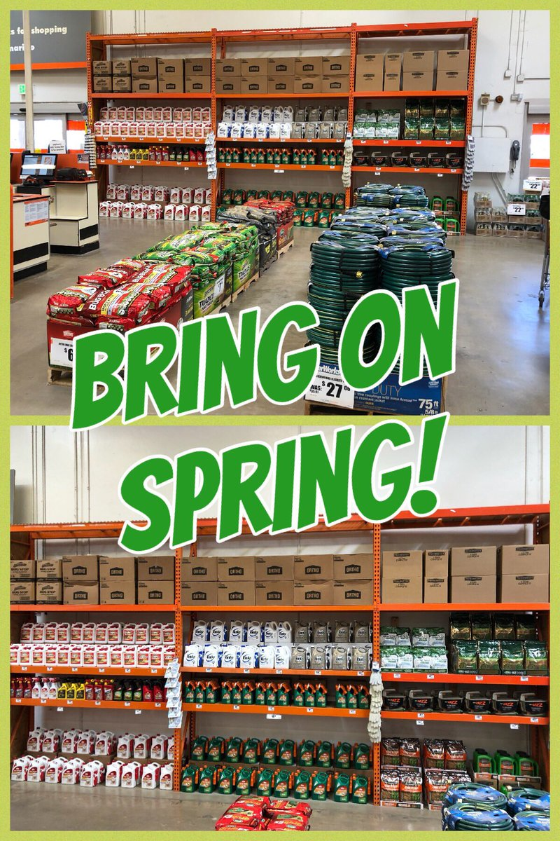 Home Depot Amarillo On Twitter We Are Beyond Ready For