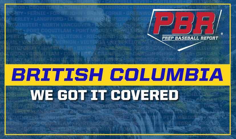 cf3f3fede9fcd Excited to show the world the talent we have in BC. Time to  BeSeen in BC.  https   www.prepbaseballreport.com british-columbia  …pic.twitter.com tNL82tGylU