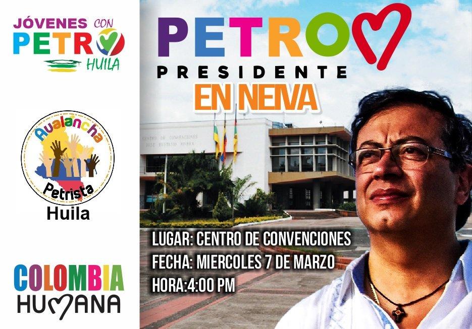 Petro denuncia fraude para dejarlo fuera de elecciones presidenciales