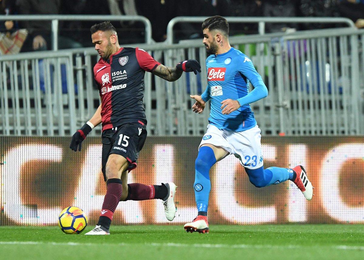 Cagliari 0-5 Napoli Highlights & Goals Video - Serie A - February 26 2018