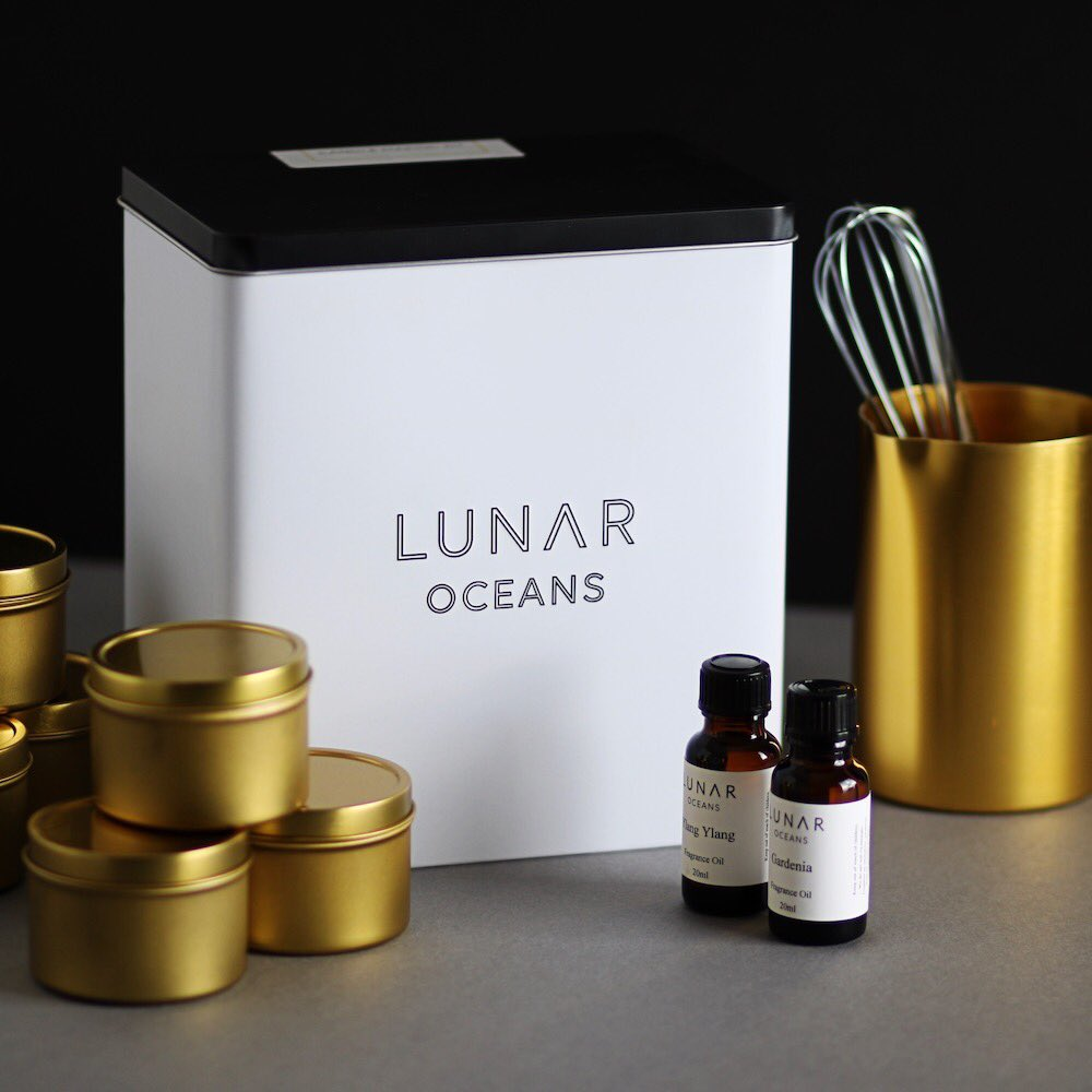 Lunar Oceans Twitter Natural Soy Wax Scented Candles Moody Pack 0 Replies Retweets Likes