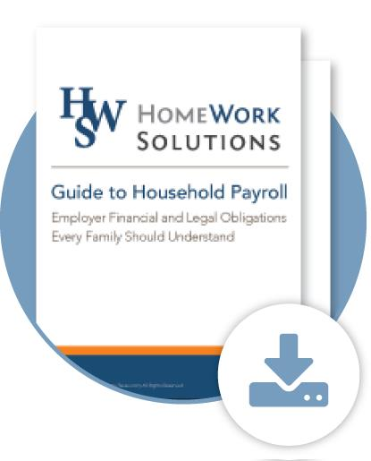 Homework solutions payroll