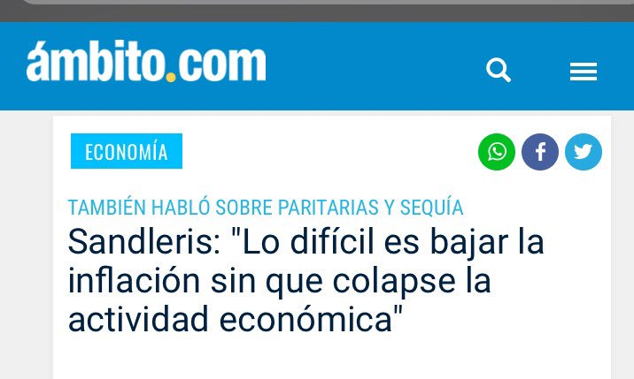 Frase Radicales Falsa Ridícula Perdedores Inflación Salimos