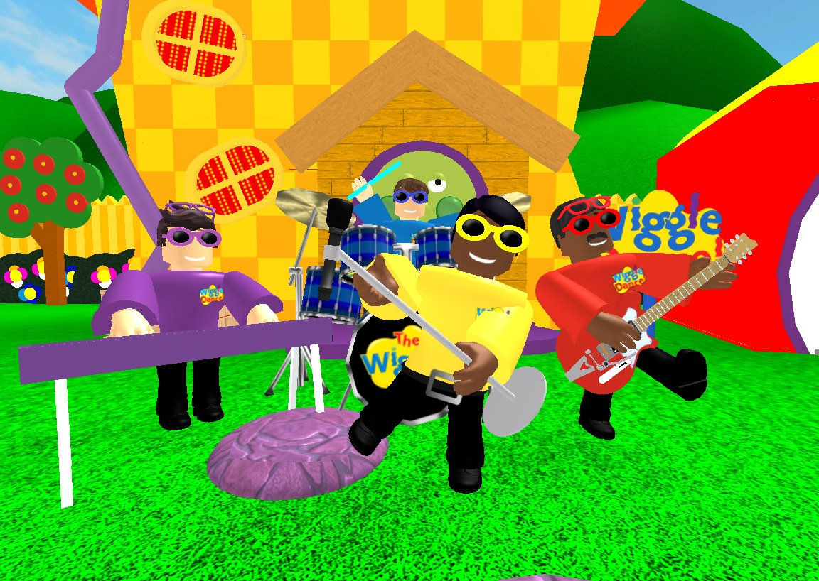 The Wiggles Wiggle House Roblox Wwwtopsimagescom