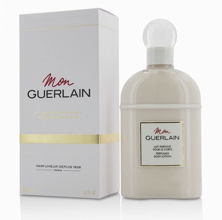Today&#39;s luxe fragrance giveaway is Mon Guerlain Perfumed Body Lotion with notes of vanilla, lavender and jasmine. To enter, follow @davelackie &amp; RT<br>http://pic.twitter.com/8xiky0C3j9