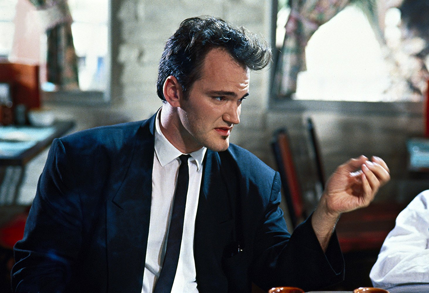Happy Birthday to Quentin Tarantino! We\d like to thank you for producing some of our favorite movies around.