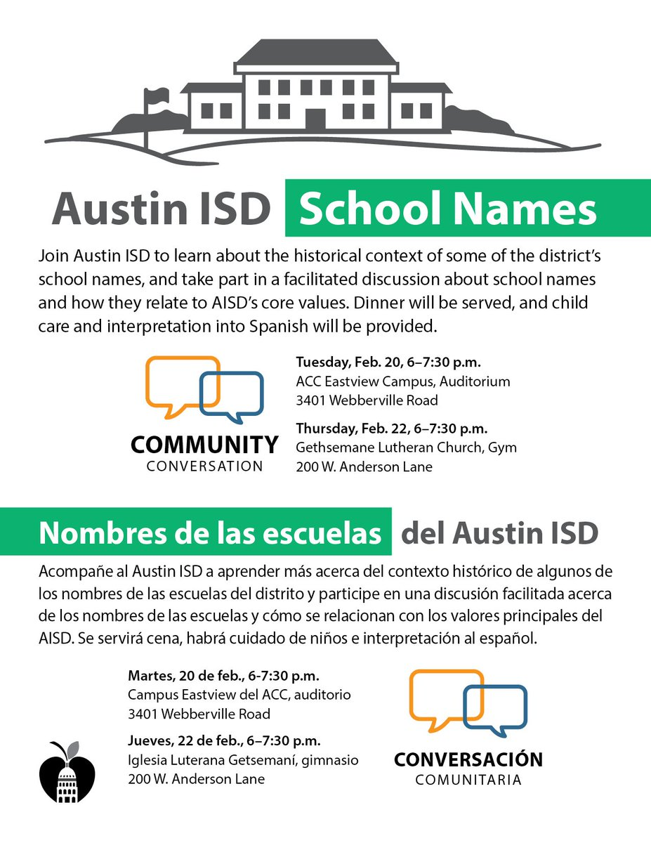 austin isd on twitter reminder that tomorrow is our first rh twitter com