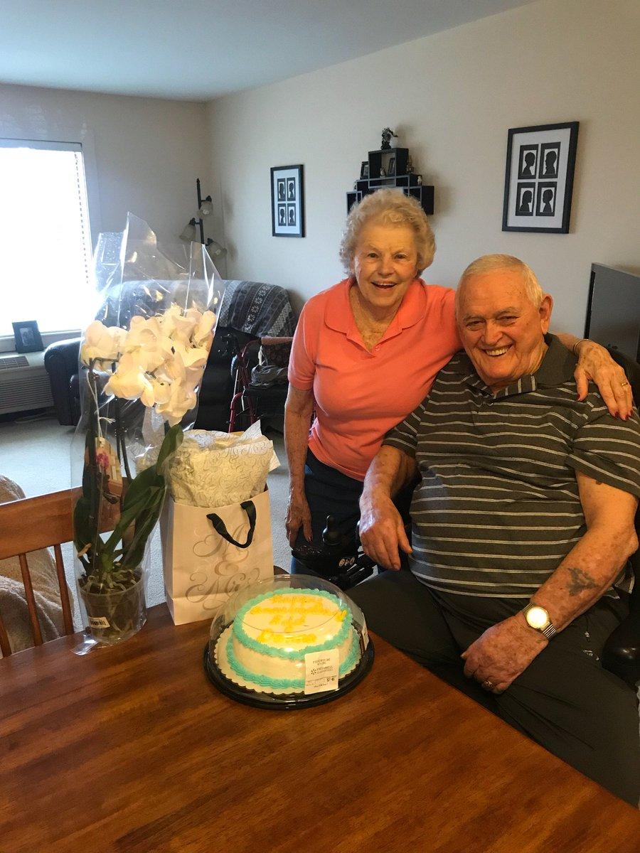 Happy 69th Anniversary Edd & Donna!...