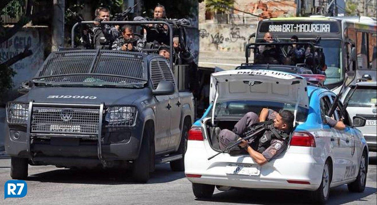 A banda podre da polícia é obstáculo para intervenção dar certo no Rio https://t.co/o72jUN2VRw