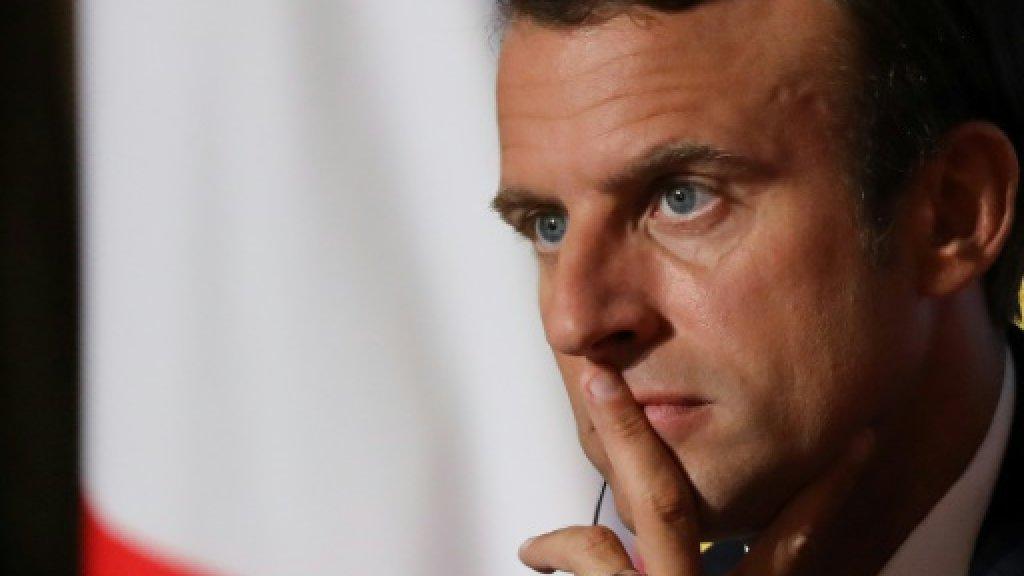 Macron's migrant law faces rough ride in parliament https://t.co/MYaIdqD1vT