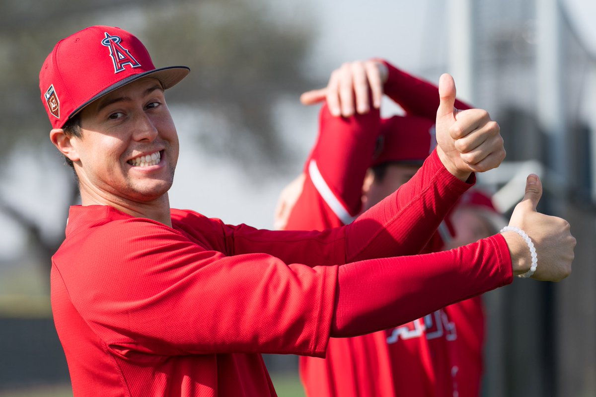 What Mondays look like during #LAASpring...
