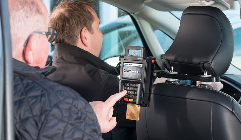 test Twitter Media - Make it easy to accept card payments in taxis and other vehicles with our latest taxi headrest payment mounting solution, available now: https://t.co/lt4eUTtI6z https://t.co/C0SwxLvLJ7
