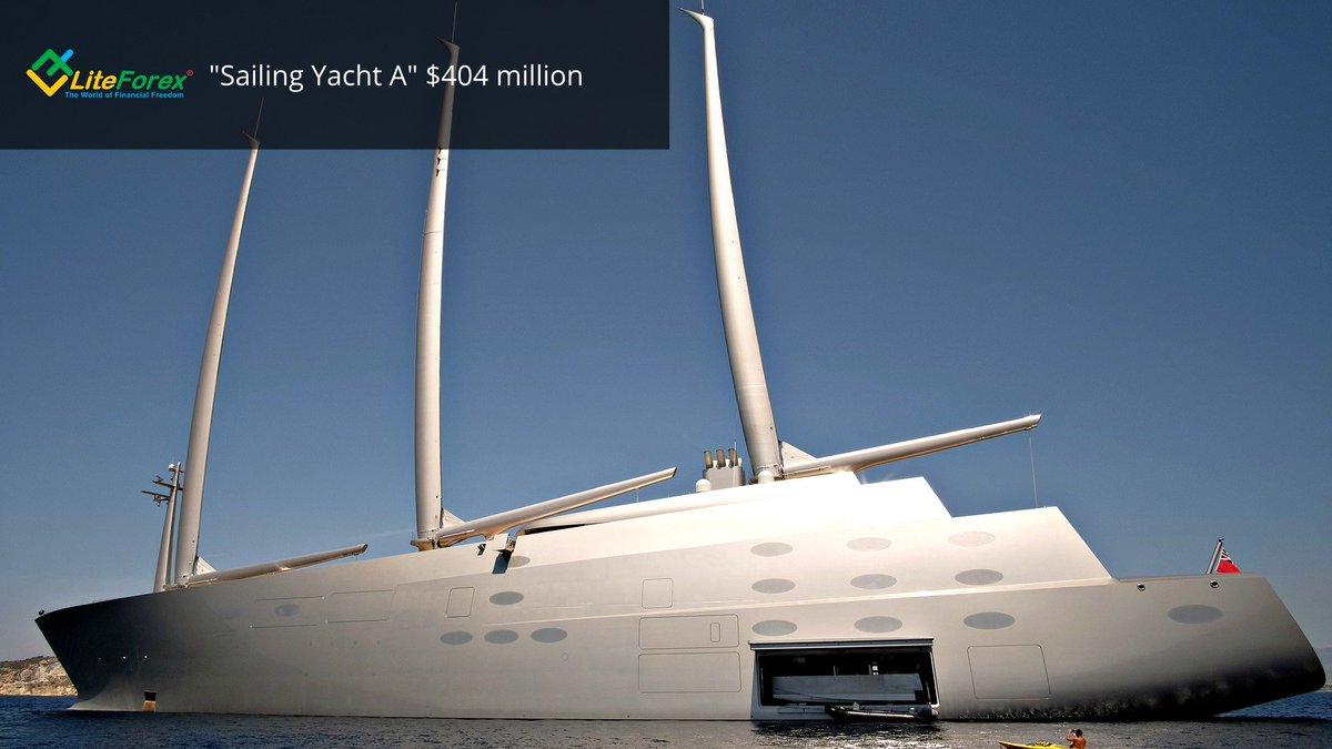 Sailing Yacht Kiel Nobiskrug Andrey Melnichenko Sailing Yacht Sail