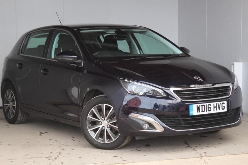 Latest stock! #Peugeot #308 in Blue £10,...