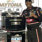 Congratulations to Derrell Edwards '14, a pit crew member of Auston Dillon, No. 3, who won his first Daytona 500! Your #HPUFamily is so proud! #HPUAlum