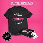 Image for the Tweet beginning: 🎁10 DAY BYTECOIN GIVEAWAY🎁  The 8th