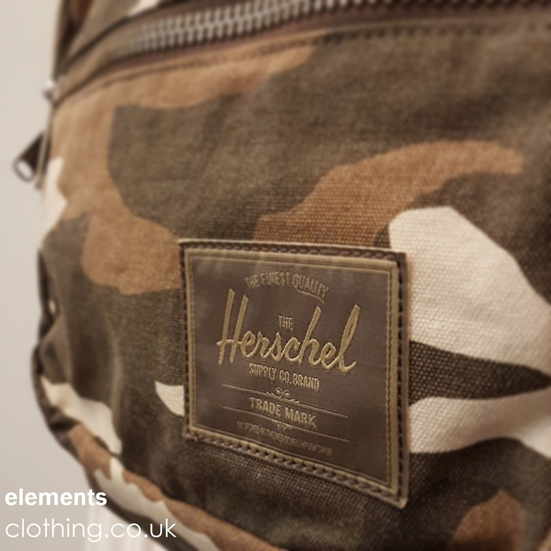 264295119968 New colourways in classic backpacks alongside new styles including this Pop  Quiz in a hi spec  Durable Cotton Canvas  £110  herschelsupply   elementsmenswear ...