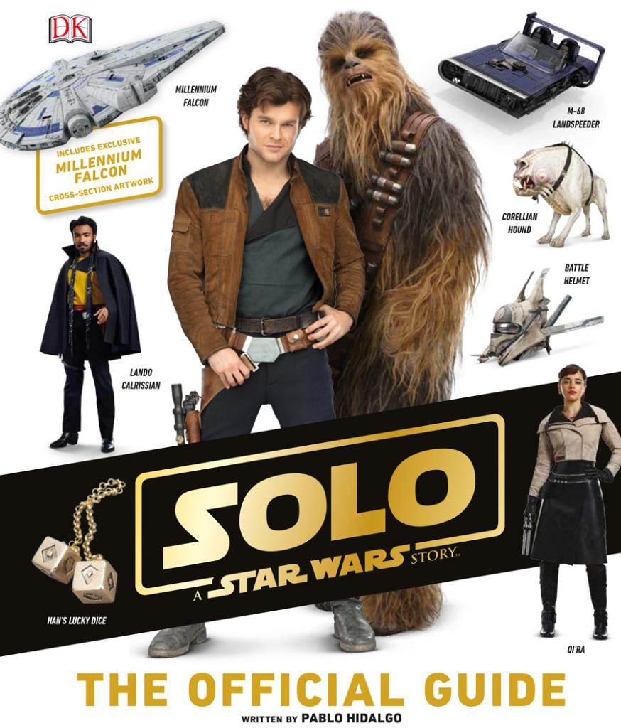 A galaxys worth of #HanSolo stories and books are on their way. strw.rs/6008DuiBE