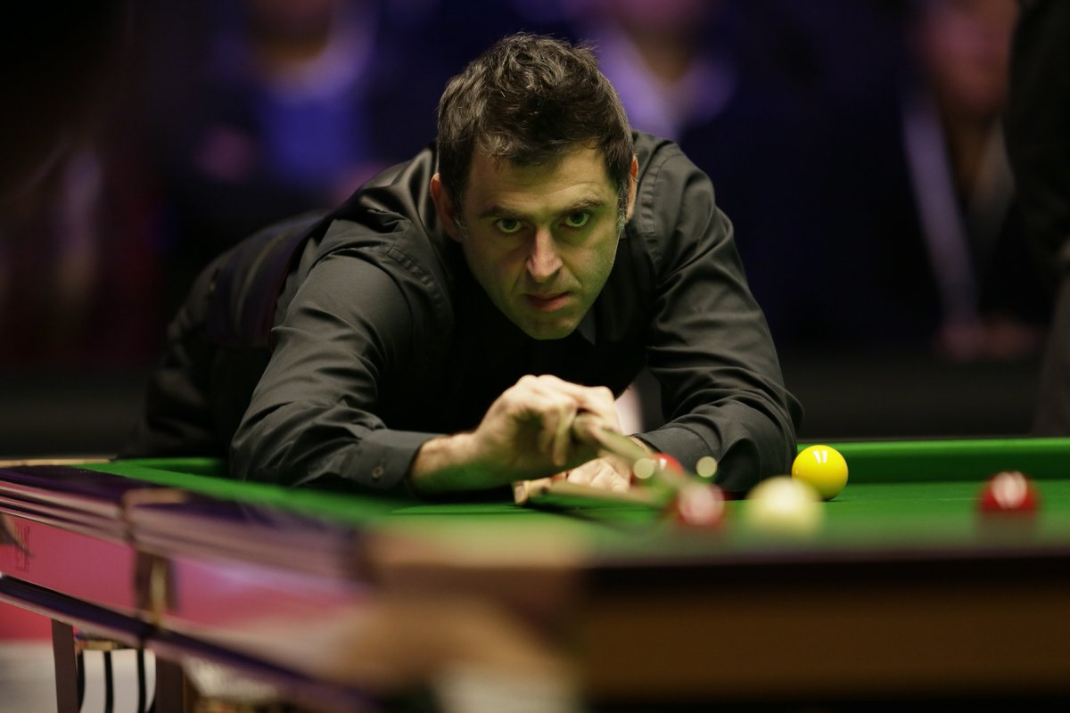 Ronnie O'Sullivan is taking on Robert Milkins and currently leads 1-0.  Bet on the action ➡️https://t.co/OTyVfQRgIF