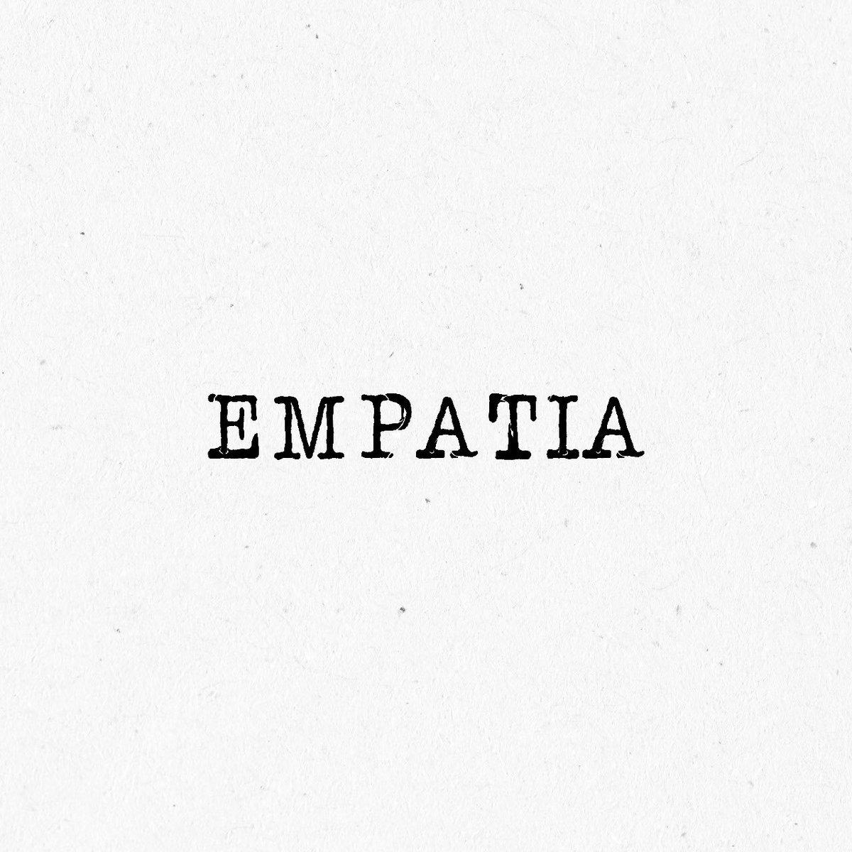 O barato da empatia é justamente você se colocar no lugar de alguém que passa por situações que normalmente estão fora do seu alcance de compreensão.