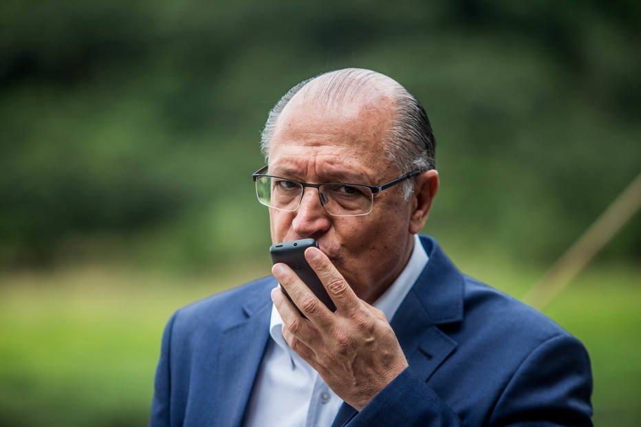 >@EstadaoPolitica Alckmin diz não haver pressa para escolha de candidato em SP https://t.co/SK0mXLlbtB