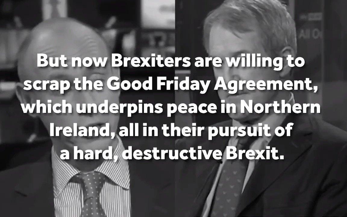 Brexit twitter.