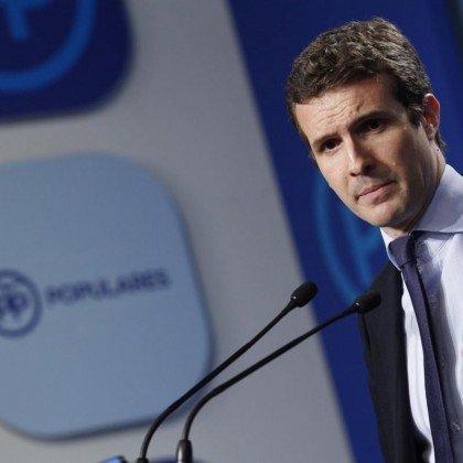 Pablo Casado: 'En Cataluña no se estudia...